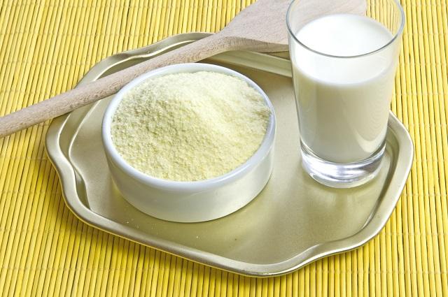 Bảo quản sữa bột đúng cách